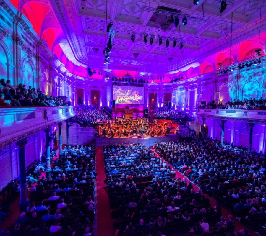 Klassieke korting op  grote muziek